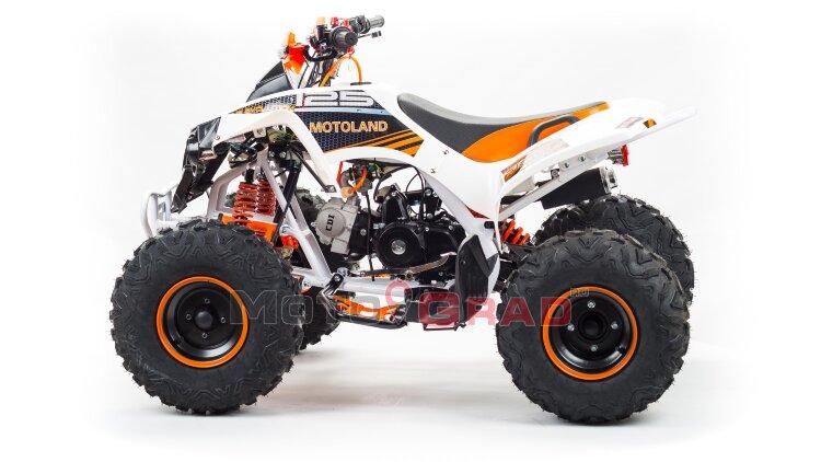 Комплект для сборки ATV для 125 RAPTOR