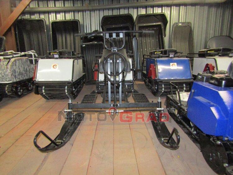Лыжный модуль БТС