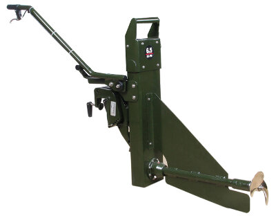 Кит-комплект рама-редуктор болотохода SEA-PRO SMF 6-18