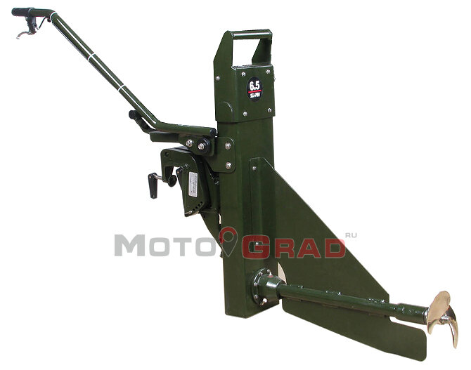 Кит-комплект рама-редуктор болотохода SEA-PRO SMF